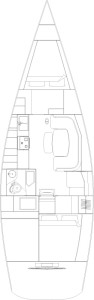 comet 41 layout interni 2 cab 1 wc