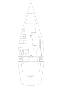 comet 41 layout interni 3 cab 2  wc